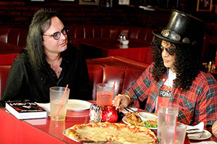 John Ostronomy and Slash Rainbow Bar and Grill, Hollywood, CA, 2007