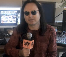 "John Ostrosky at Bionic in New York, NY guest hosting the ""Headbangers Ball"" on MTV2."