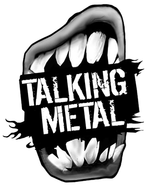 Talking Metal Logo